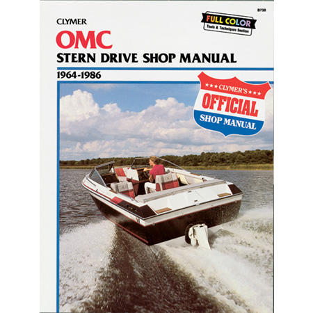 Boat Repair Manuals for Inboard, Outboard & PWC | iBoats