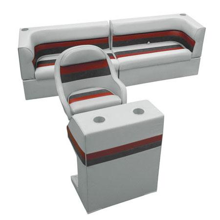 Pontoon Boat Seats & Pontoon Furniture | iBoats
