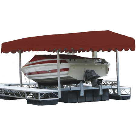 Boat Lift Canopy Covers  sc 1 st  iBOATS & Covers Tops Canopies u0026 Accessories   iBoats