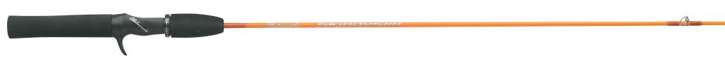 Sturdy Stik Casting Rod, 4'6″, 1pc, Power: Medium, Line Tst, 6-12 lb. (Rainbow Assortment), Shakespeare