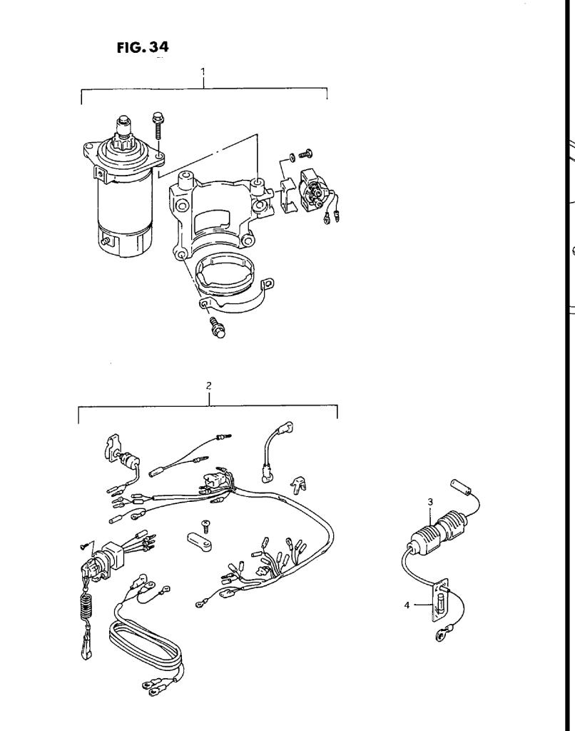 Suzuki Dt25 Wiring Diagram Expert Schematics Arnolt Bristol 1994 R Parts Dt140
