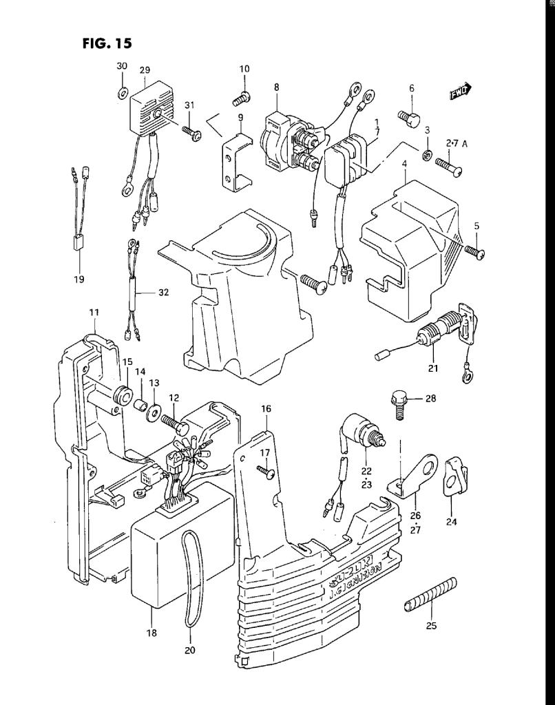 Suzuki Dt25 Wiring Diagram Expert Schematics Arnolt Bristol 1994 R Parts