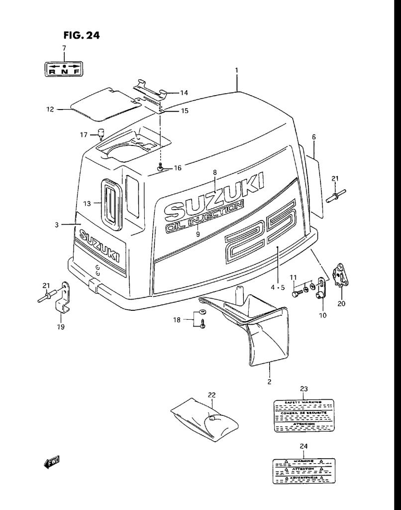 Suzuki Dt25 Wiring Diagram Expert Schematics Arnolt Bristol 1994 R Parts Forum