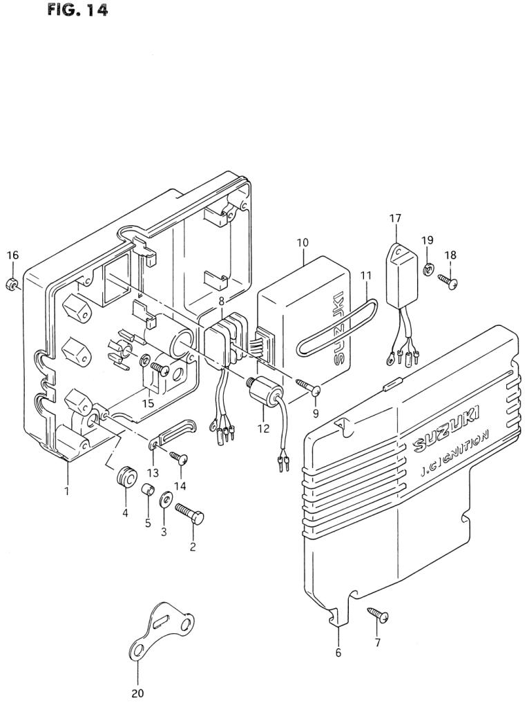 1987 Bayliner Volvo Penta Wiring Diagram