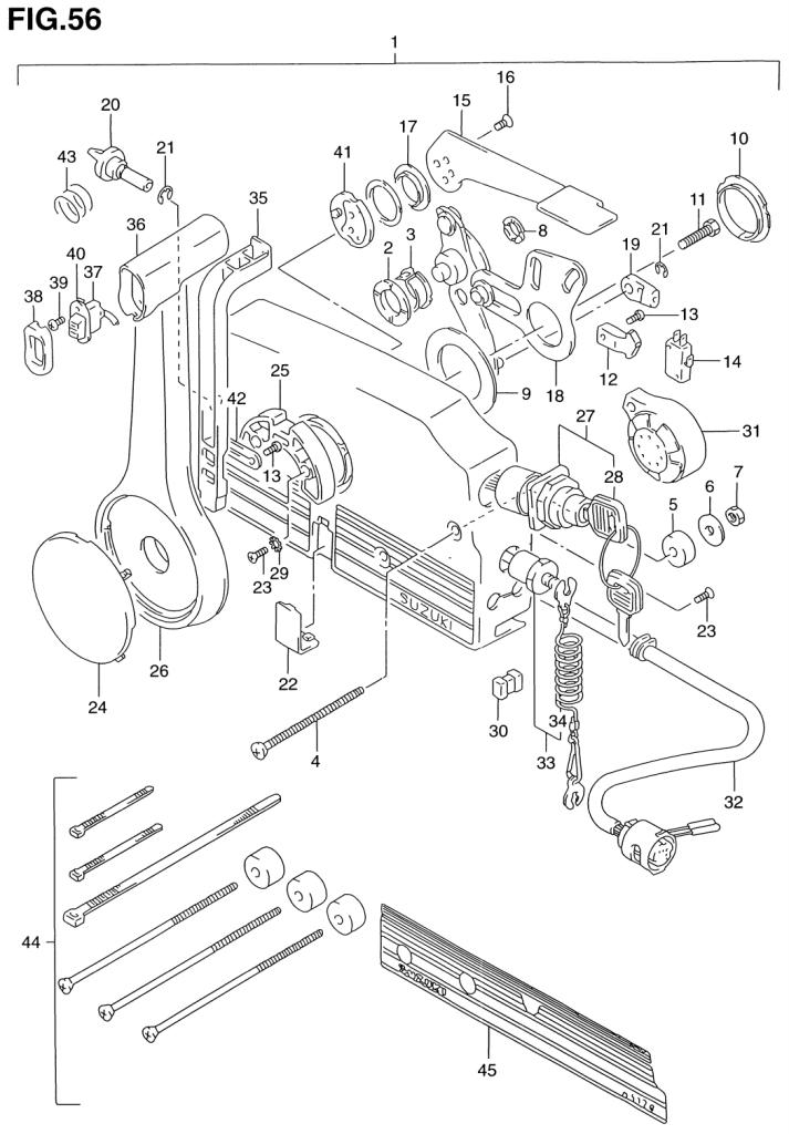 Modern Suzuki Outboard Wiring Schematics Ideas - Electrical and ...