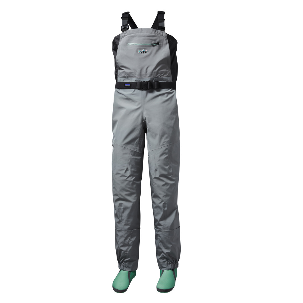 Patagonia Women's Spring River Waders Feather Grey Size Regular-S