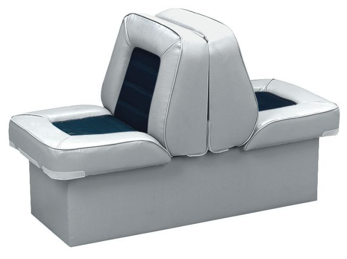 Wise Deluxe Skyline Back/to/Back Lounge Boat Seats | iBoats