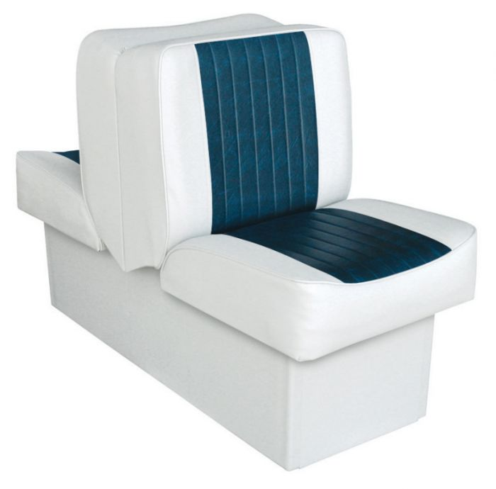 Wise Deluxe Runner Back/to/Back Lounge Boat Seats | iBoats