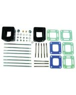 Sierra Exhaust Manifold Riser Spacer Kit - 18-1908K