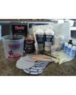 Spectrum Color Fiberglass Repair Kit Bundle, Gallon