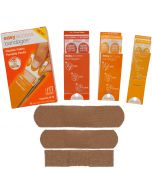 Adventure Medical Easy Access Bandages - Fabric - Assorted Pack - 30 Count