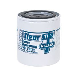 moeller clear site water separating fuel filter canister only, mercury#  35-60494-1 | iboats  iboats