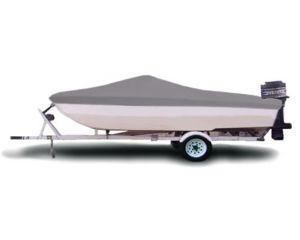 2009-2017 Bayliner 180 Bowrider W/ Ski Pylon Pocket Custom Fit™ Custom Boat Cover by Carver®