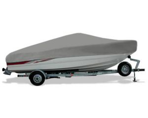 """Carver® Styled-to-Fit™ Semi-Custom Boat Cover - Fits 26'6"""" Centerline x 102"""" Beam Width"""