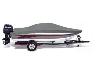 "Carver® Styled-to-Fit™ Semi-Custom Boat Cover - Fits 20'6"" Centerline x 96"" Beam Width"
