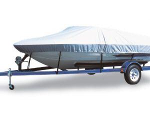 "Carver® Flex-Fit Boat Cover - Fits 16'-19' Centerline Length x 96"" Beam Width"