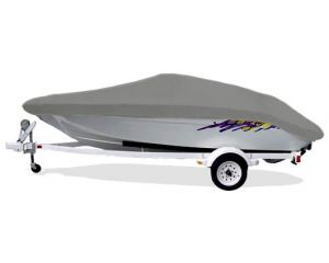 "Carver® Styled-to-Fit™ Semi-Custom Boat Cover - Fits 14'6"" Centerline x 85"" Beam Width"