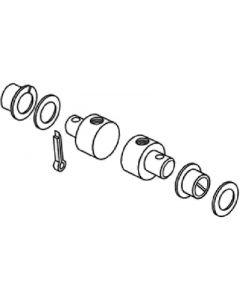 SeaStar Solutions Brass 3300 Pivot Kit F/Ch4400&