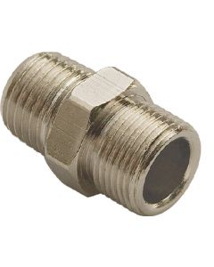 "SeaStar Solutions Straight Fitting, 3/8"" Tube, 1/4"" Npt (3)"