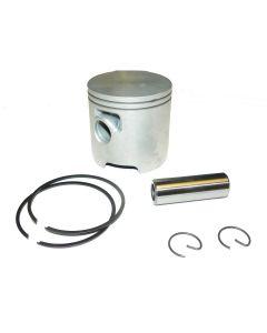 Piston Kit: Mercury 15 - 25 Hp 94-06 .020 Over