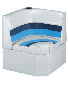Wise 8WD133 - Deluxe Pontoon Corner Section Seats