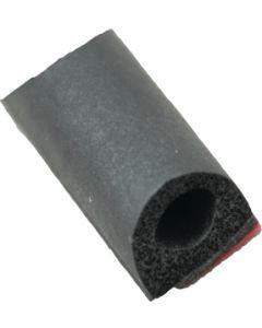 AP Products D Sea W/ Tape Balck - Window/Door Seals