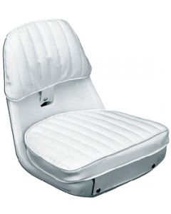 Moeller White 2070 Chair, Cushion Set and Mounting Plate