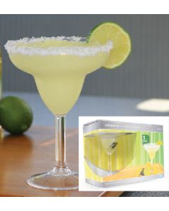 Camco, Margarita Glass, 12 oz., 2-Pack, Boat Cabin Accessories