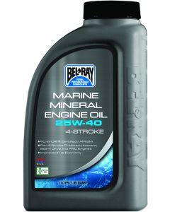 Bel/Ray Marine 4/Stroke Mineral Engine Oil