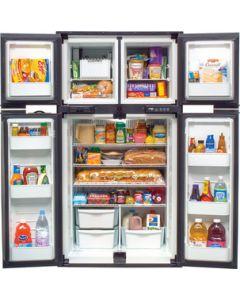 Norcold 4 Door Refrigerator - 1210 Ac/Lp Flush Mount Diagnostic Refrigerator