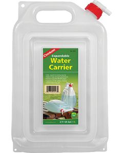Coghlans Water Carrier - Expandable Water Carrier