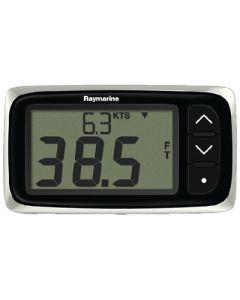 Raymarine i40 Bidata Display System w/Thru-Hull Transducer