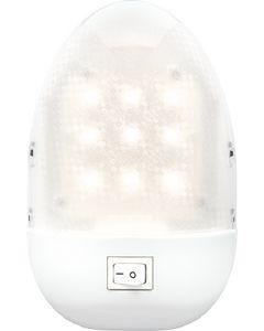 Led Intr Lght Rv Single Aero - Led Interior Rv Light