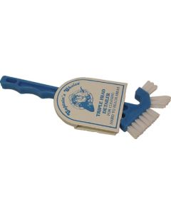 Captain's Choice DETAIL SCRUB BRUSH TRIPLE HEAD