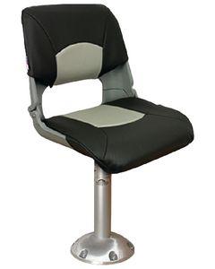 Springfield Skipper Chair Gray