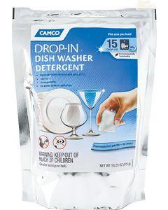 Dishwashing Detgent Di 15Bg - Dishwashing Detergent Drop-Ins