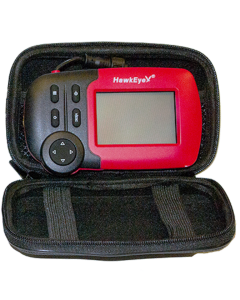 Hawkeye Fishtrax Hard Carrying Case