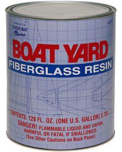 Evercoat Boat Yard Resin, A General Purpose Polyester Resin