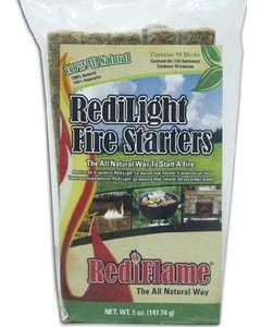 Fire Starters Redilight 10/Pk - Redilight Fire Starters