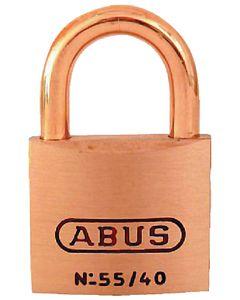 Abus Lock Padlock Key #5404 Brass 1-1/2i