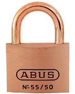 Abus Lock Padlock Key #5502 Brass 2in