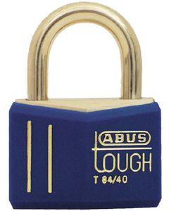 Abus Lock Padlock Brass 1-1/2in T84mb/40