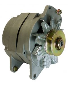 API Marine 20026-24V 24V, 50-AMP Diesel Alternator Perkins