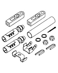Uflex Connection Kit For Johns/Evin Engines