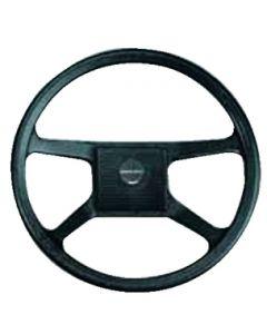 Uflex Steering Wheel-Black 4-Spoke