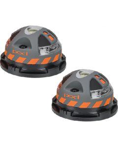 Warning Light Pod Hzd 2/Pk - Pod Hazard Warning Lights