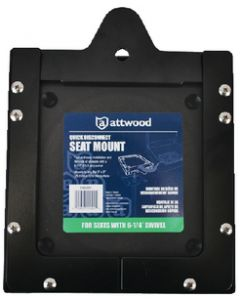 Attwood Quick Disconnect Seat Mount