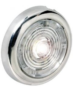 Attwood 1.5in Led Round Courtesy Light