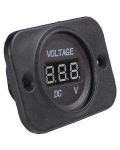 Battery Doctor Digital Volt Meter