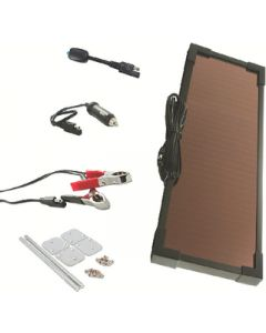 Wirthco 9W Amphorous Kit - Amorphous Solar Battery Chargers